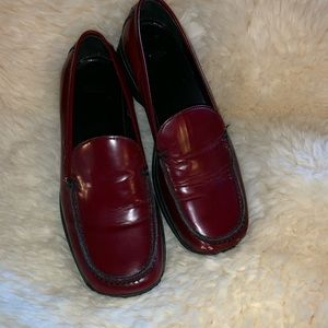 EUC Coach Leatherwear Loafers